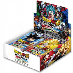 LES MONDES CROISES BOOSTER SERIE3 DRAGONBALL SUPER TRADING CARDS