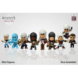ASSASSIN'S CREED COLLECTIBLES MINI FIGURE