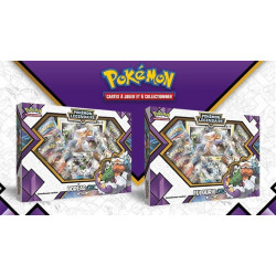 FULGURIS / BOR?AS GX COFFRET POKEMON SEPTMBRE 2018