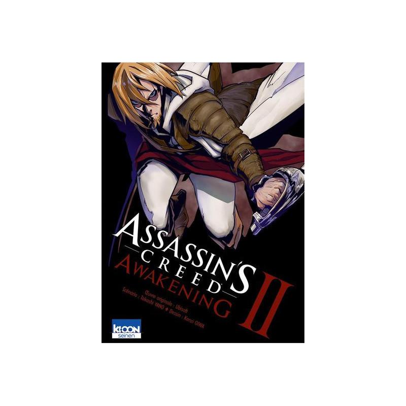 Assassin S Creed Awakening T02 Album Comics