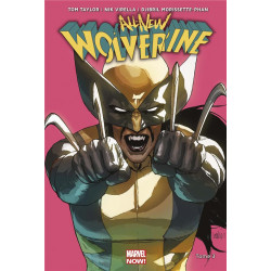 ALL-NEW WOLVERINE T03
