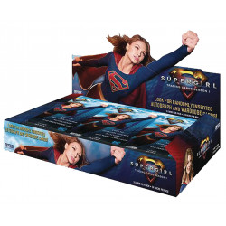 SUPERGIRL SEASON 1 DC COMICS TRADING CARDS 5PACK