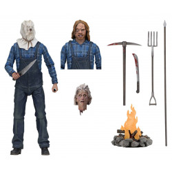 JASON FRIDAY THE 13TH PART 2 ULTIMATE ACTION FIGURE