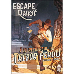 ESCAPE QUEST T01