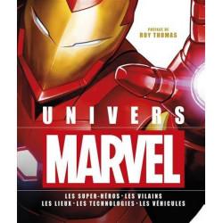 CINE TELE - UNIVERS MARVEL
