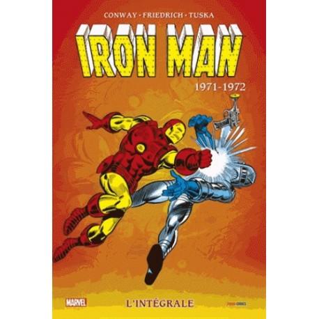 IRON MAN INTEGRALE T07 1971-1972