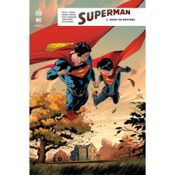 SUPERMAN REBIRTH TOME 5