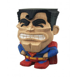 SUPERMAN TEEKEEZ STACKABLE VYNIL TIKI FIGURE