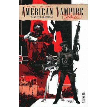 AMERICAN VAMPIRE LEGACY T1