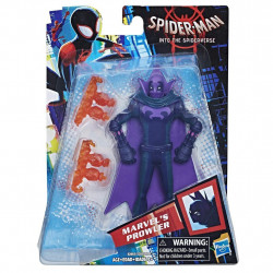 PROWLER SPIDER-MAN INTO THE SPIDER-VERSE MARVEL ACTION FIGURE