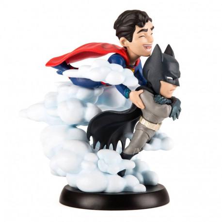 BATMAN AND SUPERMAN WORLD'S FINEST DC COMICS QFIG MAX BY QMX FIGURE