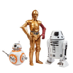 DROIDS STAR WARS EXCLUSIVE ACTION FIGURE PACK