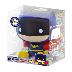 CHIBI BATGIRL DC COMICS COIN BANK PVC FIGURE