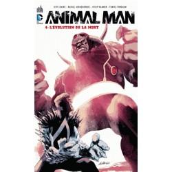 ANIMAL MAN T4 - L'EVOLUTION OU LA MORT