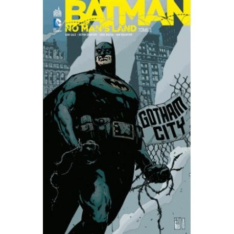 BATMAN NO MAN'S LAND T01