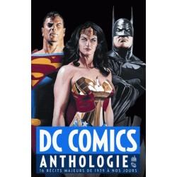 DC COMICS ANTHOLOGIE