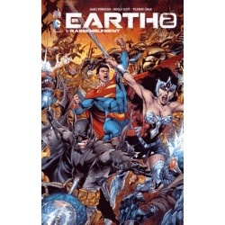 EARTH 2 TOME 1