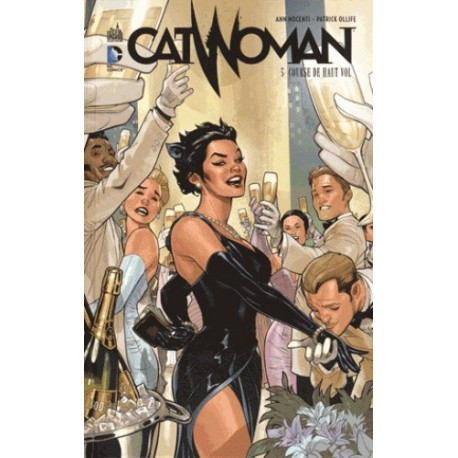 CATWOMAN T5