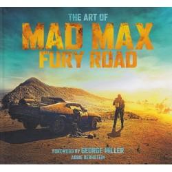 ART OF MAD MAX FURY ROAD