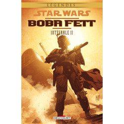 INTEGRALE - STAR WARS BOBA FETT - INTEGRALE VOLUME II