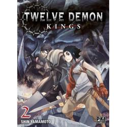 TWELVE DEMON KINGS T02