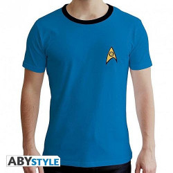 STAR TREK CREW PREMIUM SHIRT SIZE MEDIUM