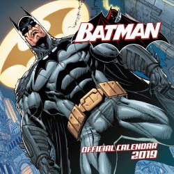 BATMAN DC COMICS 2019 CALENDAR