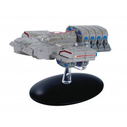 DALA'S DELTA FLYER SHIP STAR TREK STARSHIPS NUMERO 135