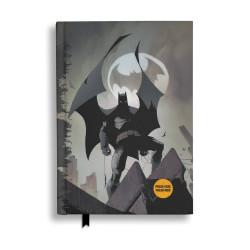 BATMAN BATSIGNAL LIGHT UP NOTEBOOK