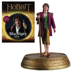 THE HOBBIT COLLECTION BILBO BAGGINS NUMERO 3
