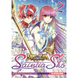 SAINT SEIYA - SAINTIA SHO - TOME 2