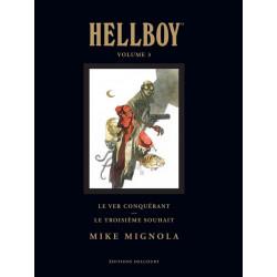 3 - HELLBOY DELUXE VOLUME III