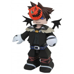 SORA HALLOWEEN TOWN KINGDOM HEARTS VINIMATES FIGURE