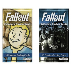 FALLOUT SERIES 1 TRADING CARD