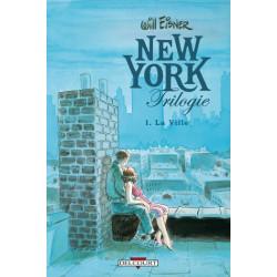 T1 - WILL EISNER INTEGRALE VOLUME I : NEW YORK TRILOGIE