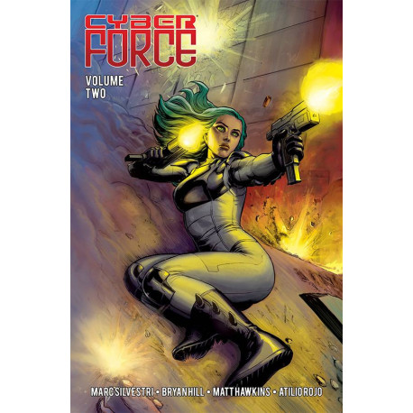 CYBER FORCE AWAKENING TP VOL 2