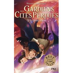 GARDIENS DES CITES PERDUES - TOME 3 LE GRAND BRASIER - VOL3