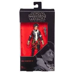 VAL VANDOR STAR WARS SOLO BLACK SERIES ACTION FIGURE