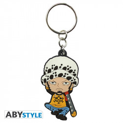 TRAFALGAR LAW SD KEYCHAIN ONE PIECE