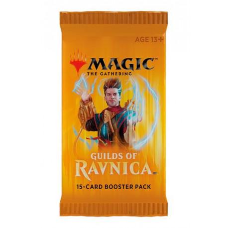MAGIC THE GATERING LES GUILDES DE RAVNICA BOOSTER FRANCAIS
