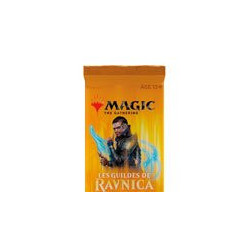 MAGIC THE GATERING LES GUILDES DE RAVNICA BOOSTER FRANCAIS