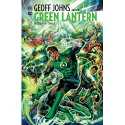 GEOFF JOHNS PRESENTE GREEN LANTERN INTEGRALE 5