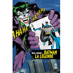 BATMAN LA LEGENDE - NEAL ADAMS TOME 2