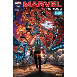 MARVEL HEROES N 3