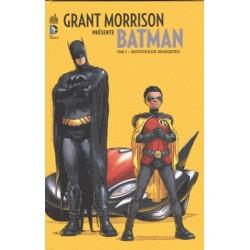 GRANT MORRISON PRESENTE BATMAN T3