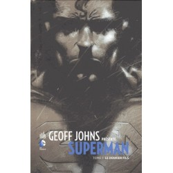 GEOFF JOHNS PRESENTE SUPERMAN T01