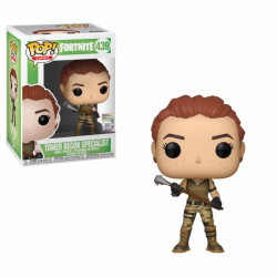 TOWER RECON SPECIALIST POP! GAMES VYNIL FIGURE