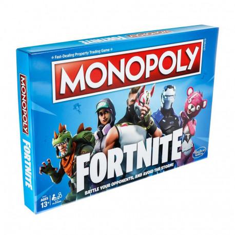 FORTNITE MONOPOLY BOARD GAME ENGLISH