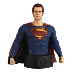 SUPERMAN MAN OF STEEL BATMAN UNIVERSE COLLECTOR'S BUST NUMBER 15