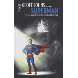 GEOFF JOHNS PRESENTE SUPERMAN T02